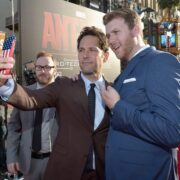 MARVEL Ant-Man Premiere and Red Carpet Event 3