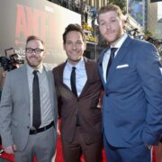 MARVEL Ant-Man Premiere and Red Carpet Event 4