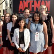 MARVEL Ant-Man Premiere and Red Carpet Event 6