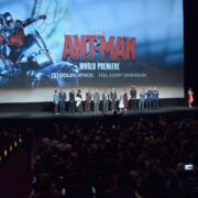 MARVEL Ant-Man Premiere and Red Carpet Event 22