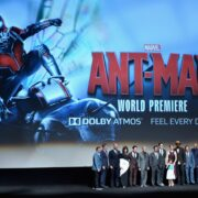 MARVEL Ant-Man Premiere and Red Carpet Event 23