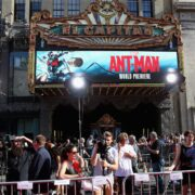 MARVEL Ant-Man Premiere and Red Carpet Event 27