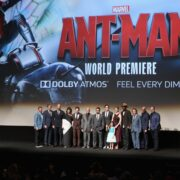 MARVEL Ant-Man Premiere and Red Carpet Event 92