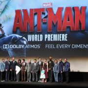 MARVEL Ant-Man Premiere and Red Carpet Event 94