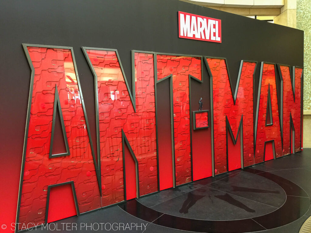 MARVEL Ant-Man Premiere Red Carpet Event