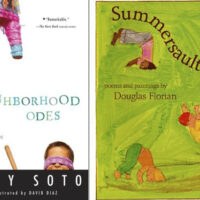 Great Poetry Books for Middle School 9-12 Years Old