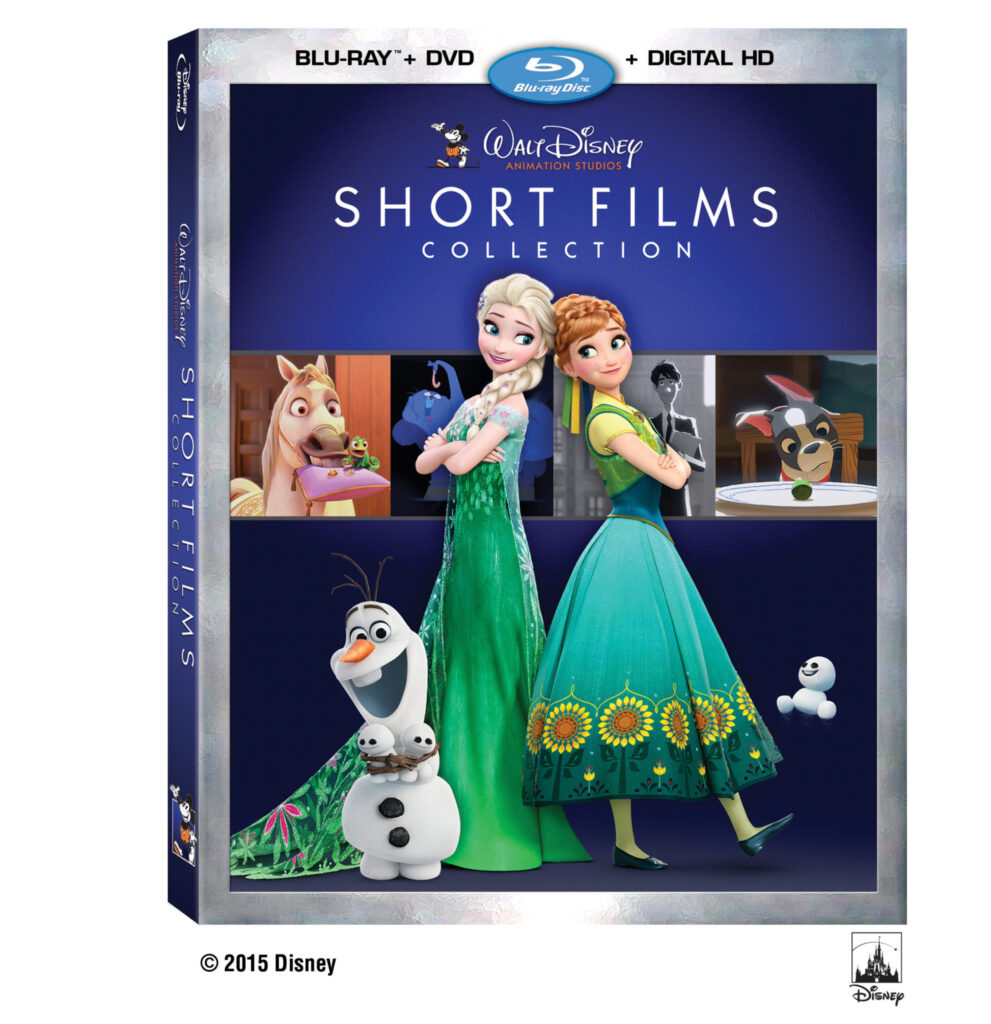 Q & A with the Animators from Walt Disney Animation Studios Short Films Collection