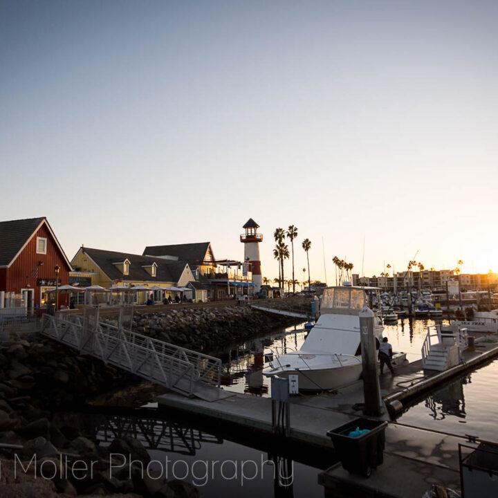 Explore Oceanside Marina at Holiday Inn Camp Pendleton
