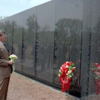 'The Wall That Heals' - Vietnam Wall Comes to the Reagan Library