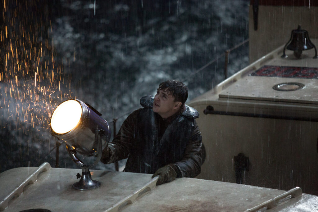 The Finest Hours Cast Interviews