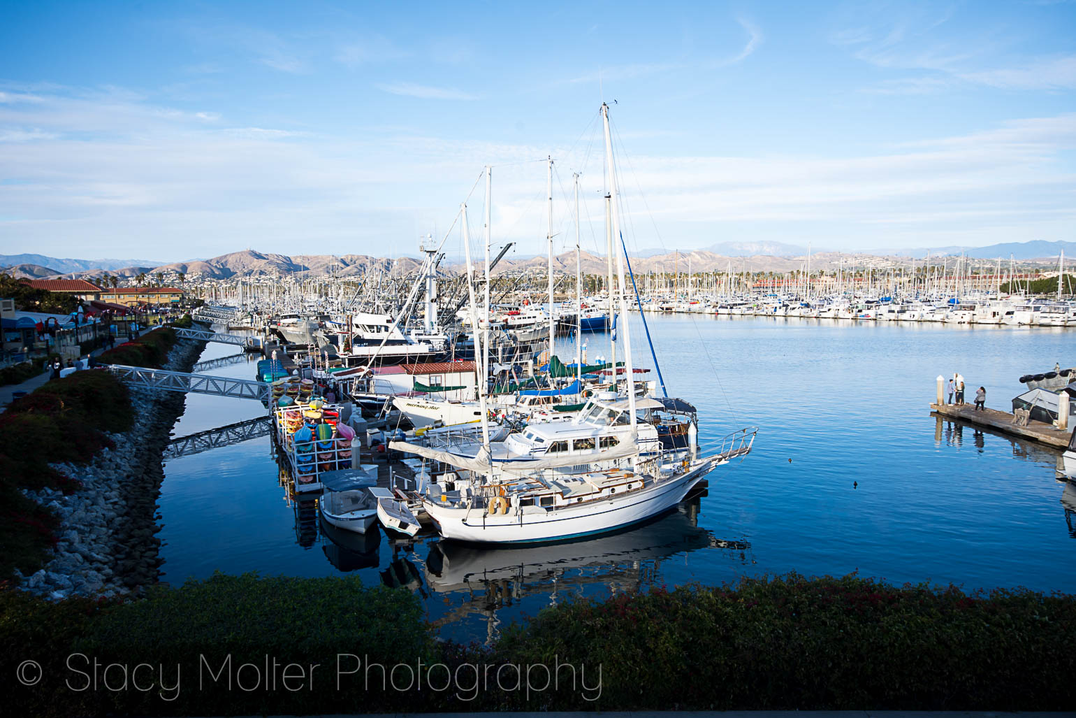 Ventura Harbor Village Tall Ships