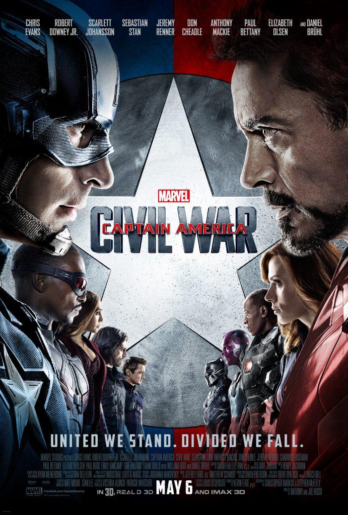 Captain America Civil War Trailer and Tickets