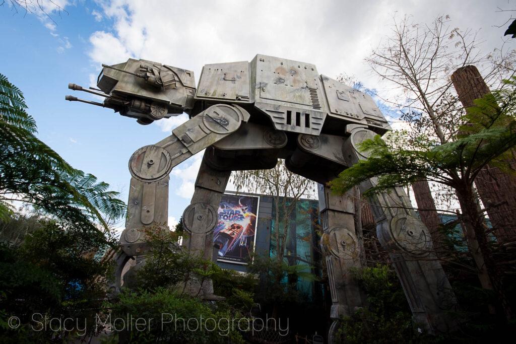 Hollywood Studios Star Wars Experience