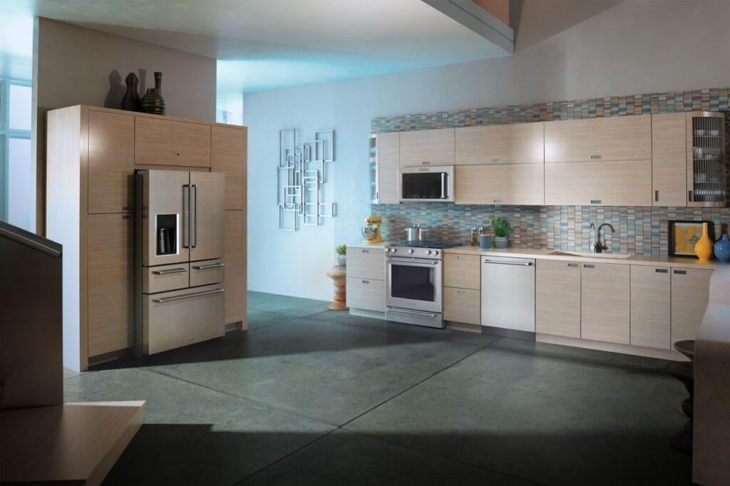 A Kitchen Remodel with KitchenAid Appliances