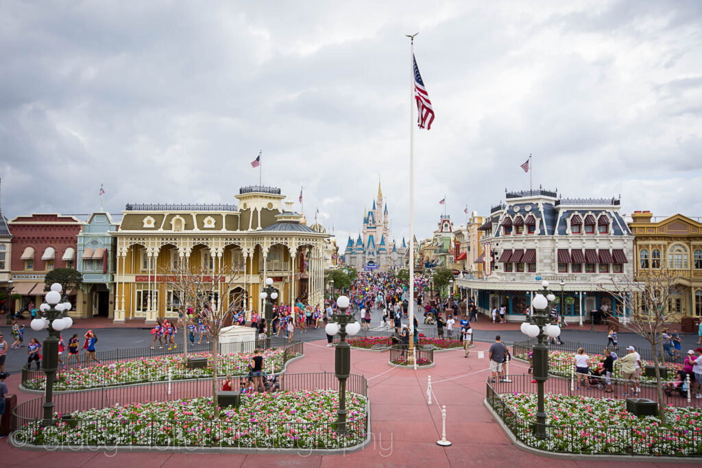 Disney's Magic Kingdom Attractions
