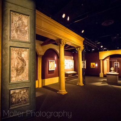 Vatican Splendors Exhibit at Ronald Reagan Presidential Library and Museum