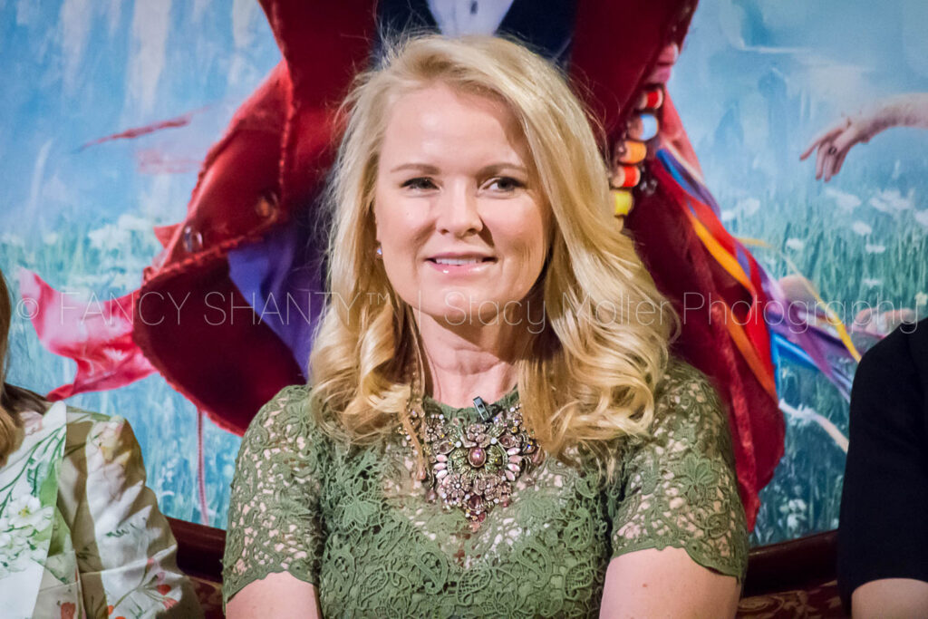 Alice Through The Looking Glass Press Conference