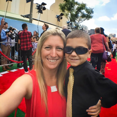 The Angry Birds Movie Red Carpet World Premiere