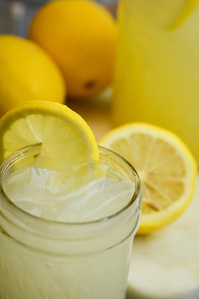 Hard Lemonade Recipe