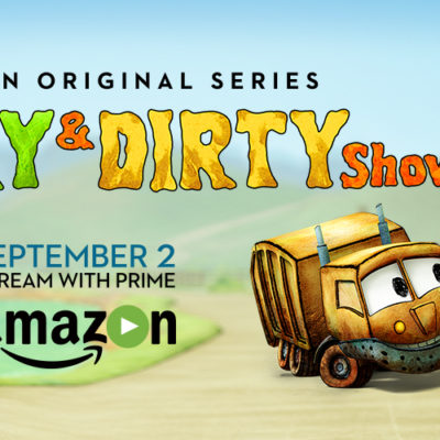 Stinky & Dirty Show Episodes Coming to Amazon