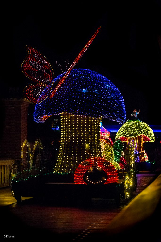 The Main Street Electrical Parade at Disneyland Returns Jan. 20th