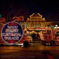 Disneyland's Iconic Main Street Electrical Parade Returns Home