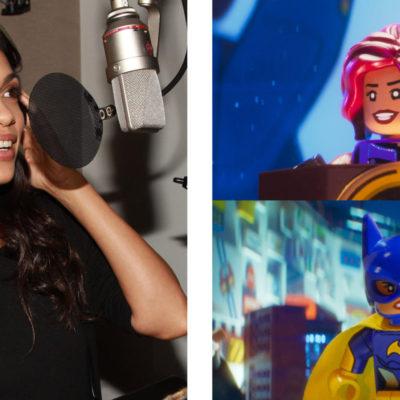 Interview with Rosario Dawson of The LEGO Batman Movie