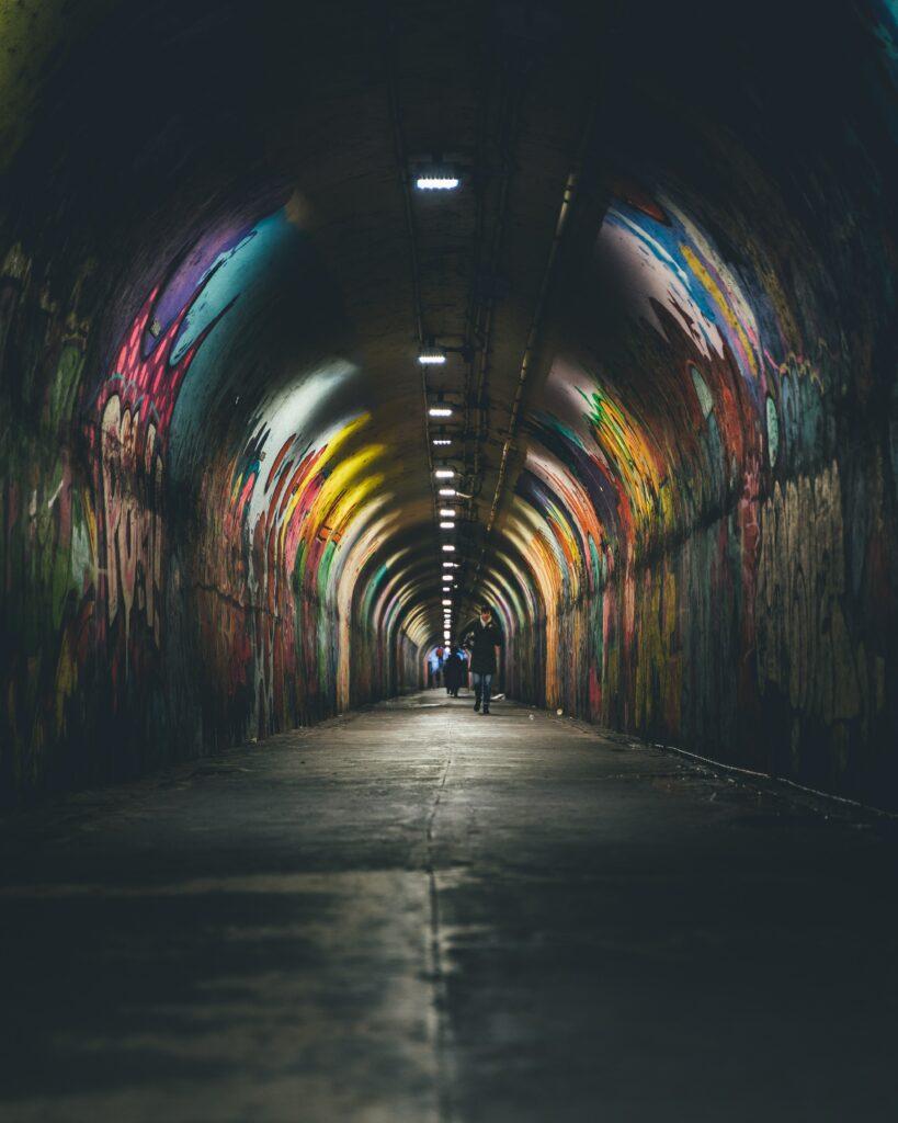 L.A. Underground Tunnels