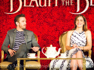 Beauty and the Beast Press Conference and Exclusive Concert with Alan Menken, Josh Gad, and Luke Evans