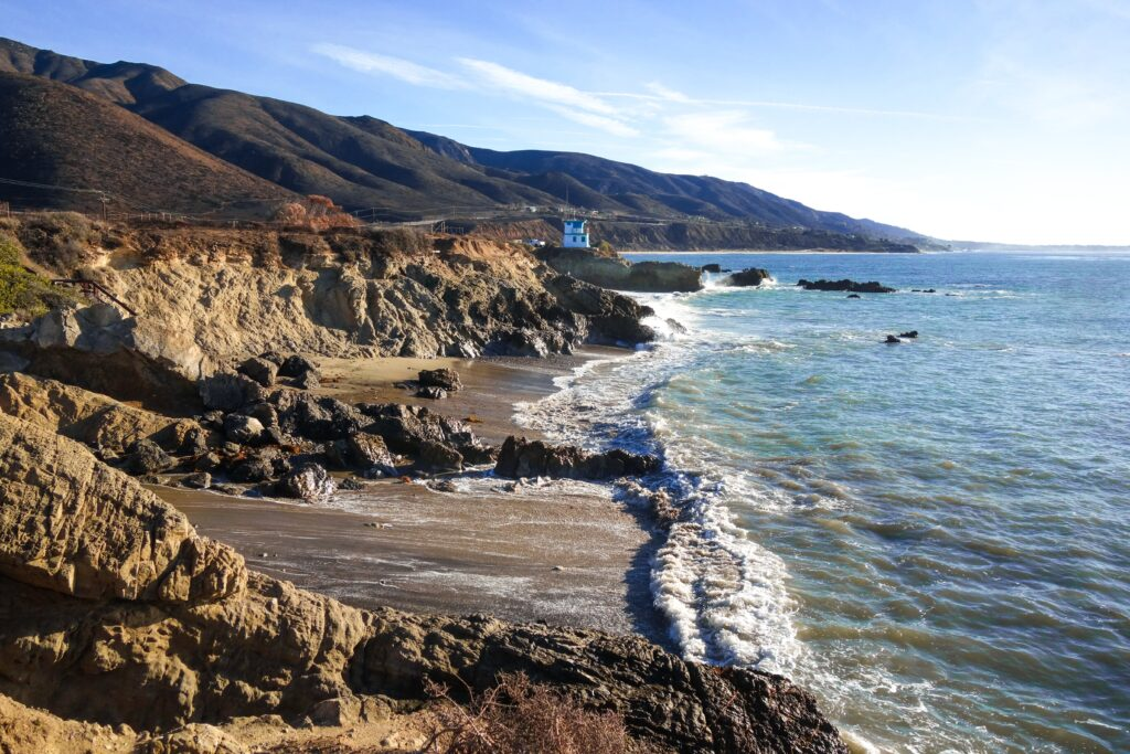 Leo Carrillo State Beach, Malibu