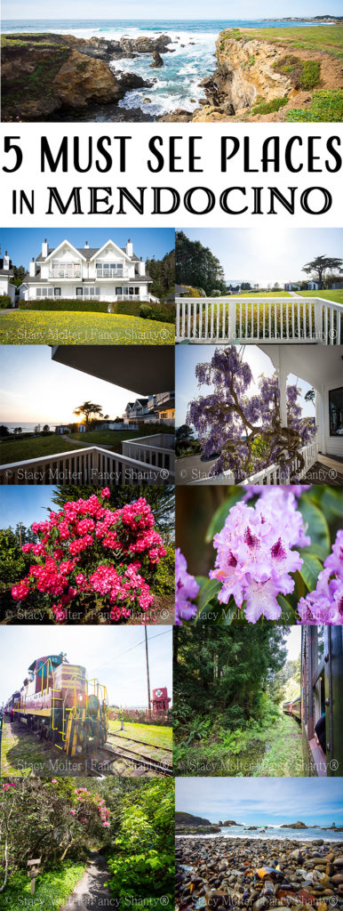 5 Must See Places in Mendocino