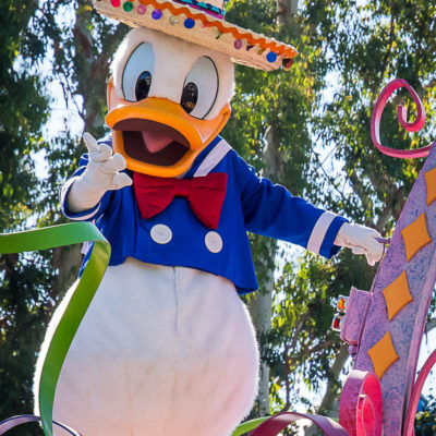 Mickey's Soundsational Parade – A Symphony of Disney Characters