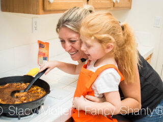 5 Benefits of Cooking with Kids