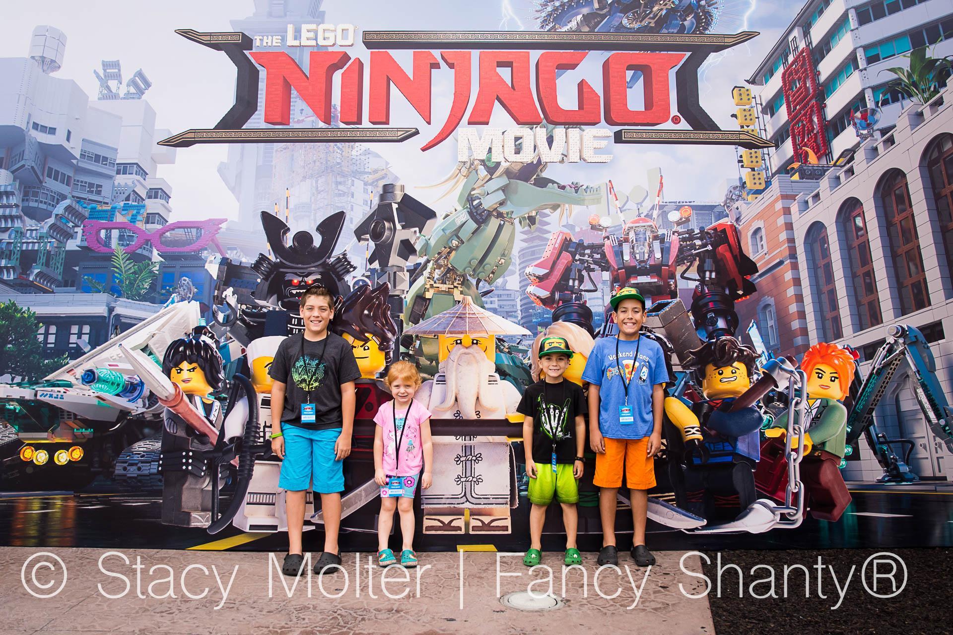 The Lego Ninjago Movie Cast Interviews & Review