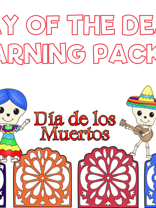Dia de los Muertos - Day of the Dead Learning Packet