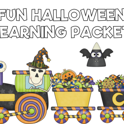 Free Printable Halloween Learning Activities
