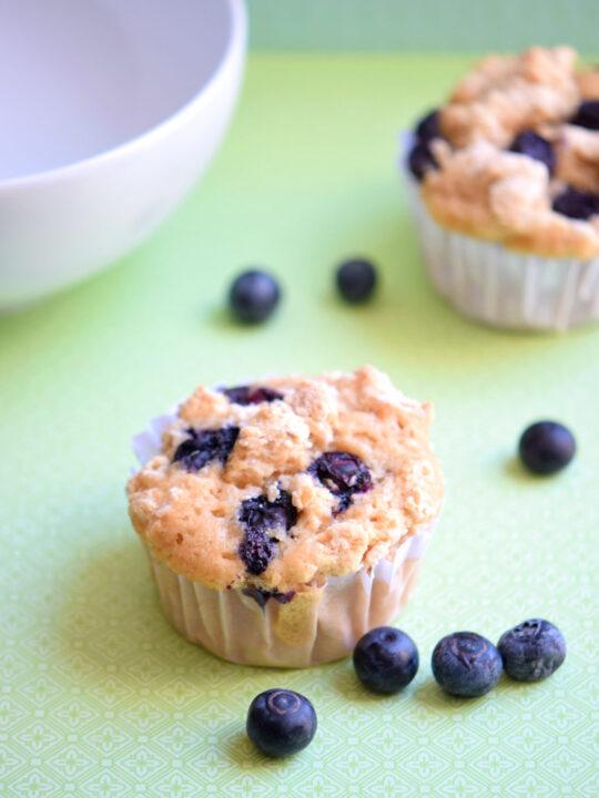 Make Ahead Blueberry Muffin Recipe