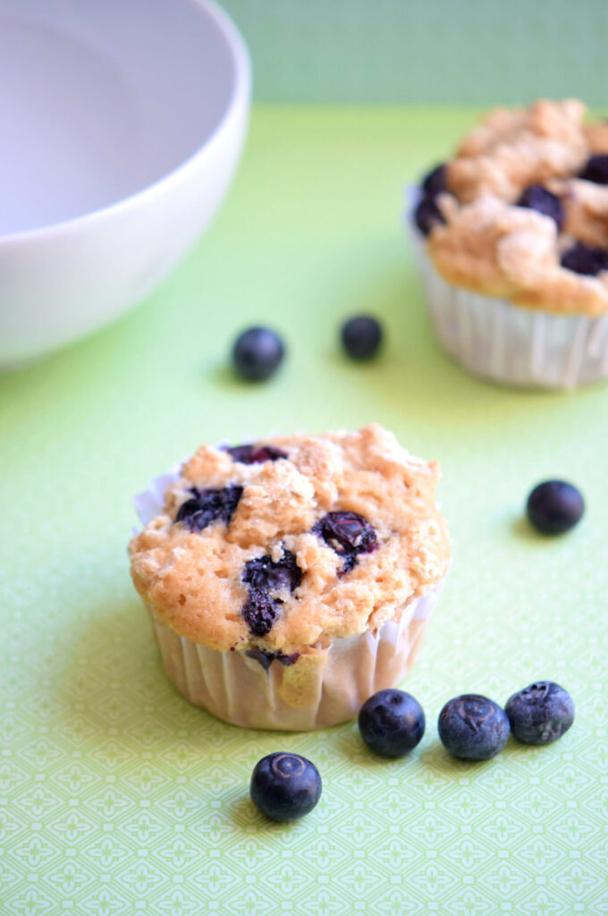 Make Ahead Blueberry Muffin Recipe