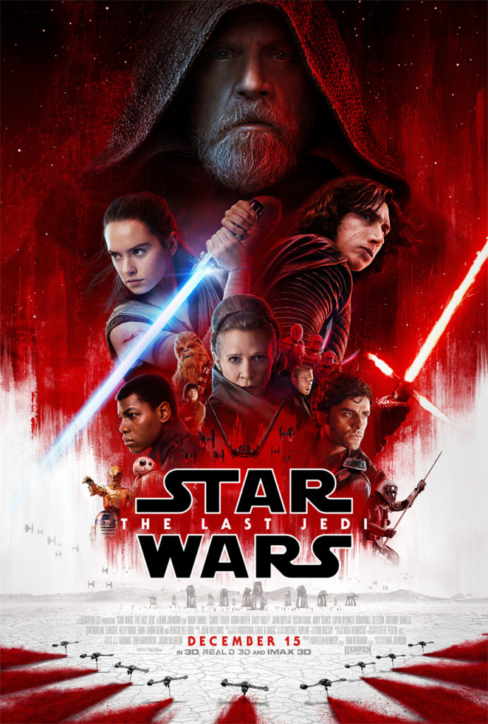 Rave Reviews Dominate Star Wars: The Last Jedi Reactions