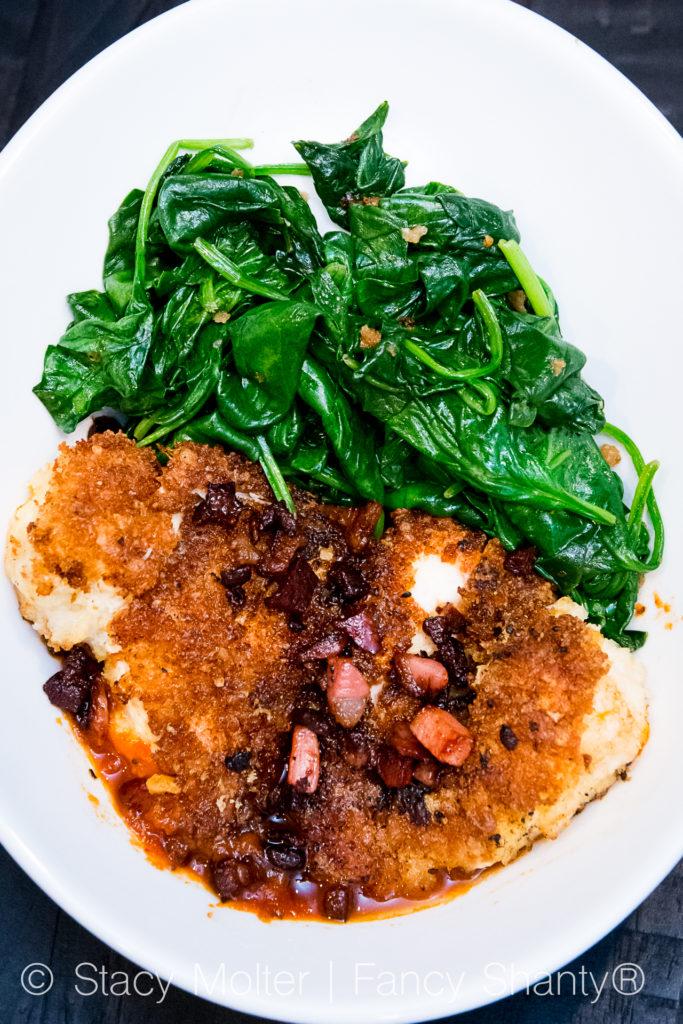 Easy Tuscan Chicken Florentine Recipe