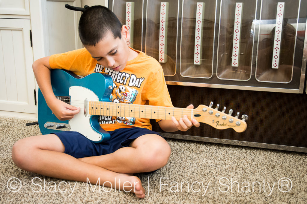 Learn to Play Guitar at Home with Fender Play
