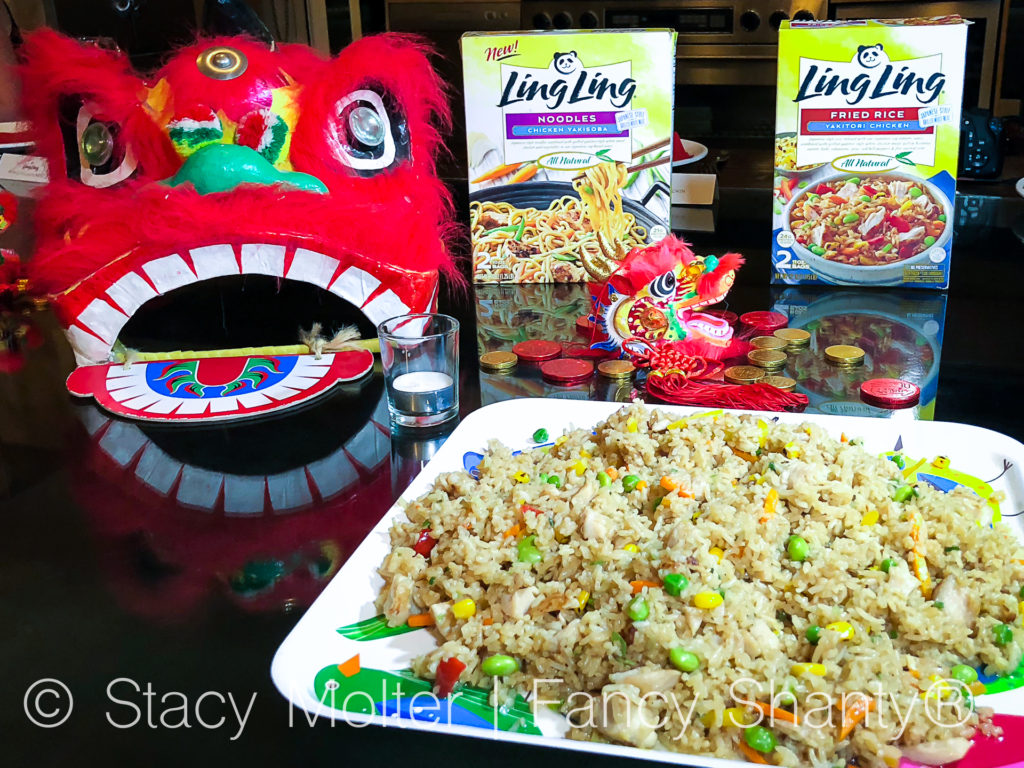 Chinese New Year Recipes & Party Ideas
