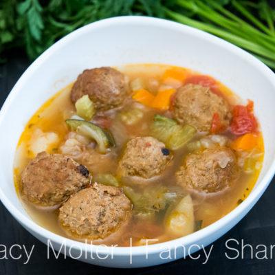 Instant Pot Albóndigas Recipe – Mexican Meatball Soup