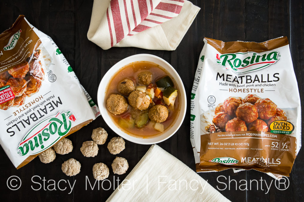 Instant Pot Albóndigas Recipe- Mexican Meatball Soup