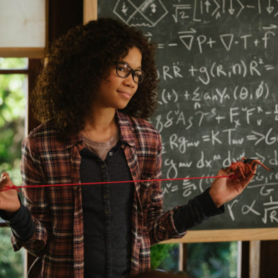 A Journey from Fear to Courage – A Wrinkle In Time Review