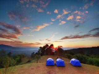 The Most Beautiful Places to Pitch Your Tent This Summer
