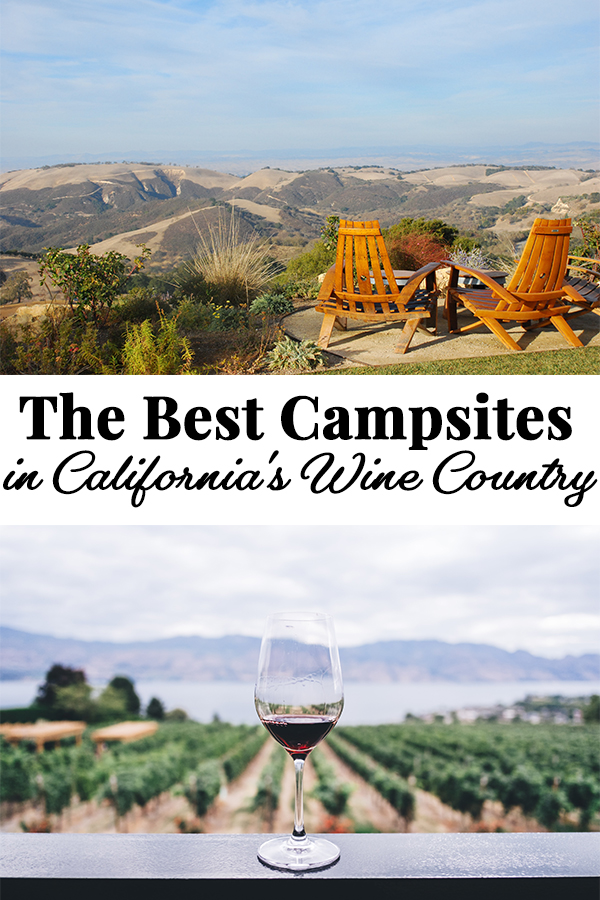 There is nothing better than starting the day with a hike through the wildflowers and then smores around the campfire. In between those add in wine tasting and you have found the perfect camping itinerary! These are just a few of the best campsites in California's Wine Country.