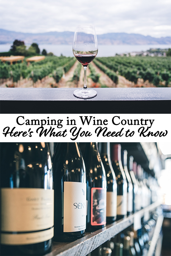 There's not vacation I love more than camping in wine country. Enjoy a glass of wine at the vineyard, or better yet, pitch your tent at the vineyard or in a nearby campground. Sounds like paradise, right? Want to go camping in wine country? Here's what you need to know.