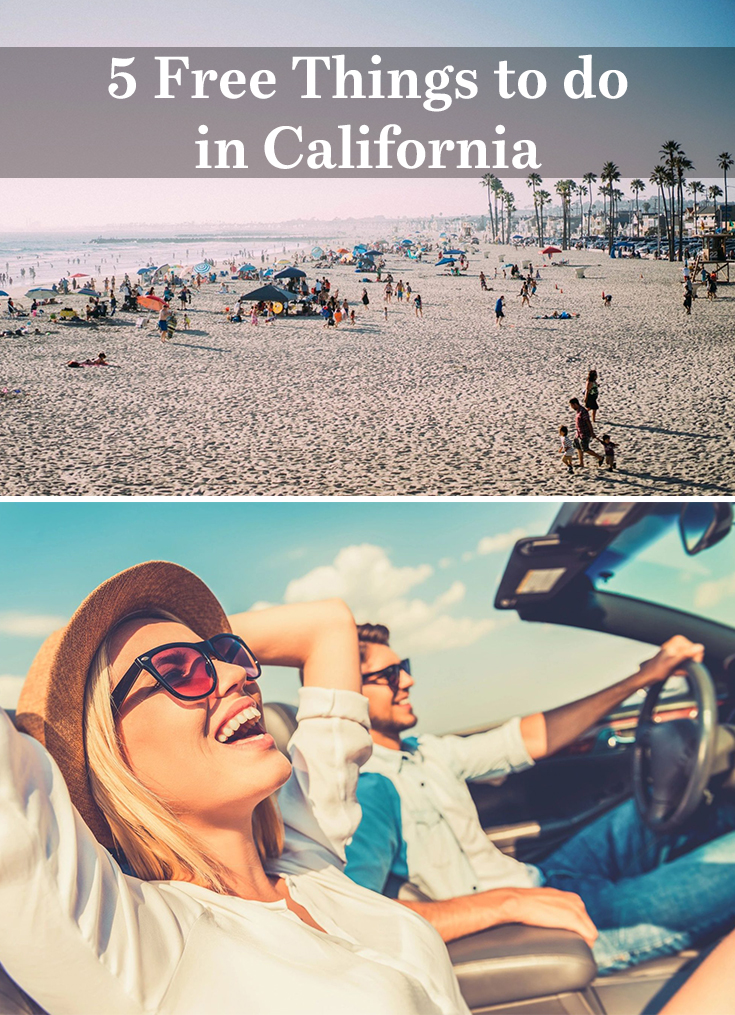 California offers activities for everyone - but finding the free things to do in California and the hidden gems takes a bit more work. Here are a few of our favorite activities that don't cost a thing!