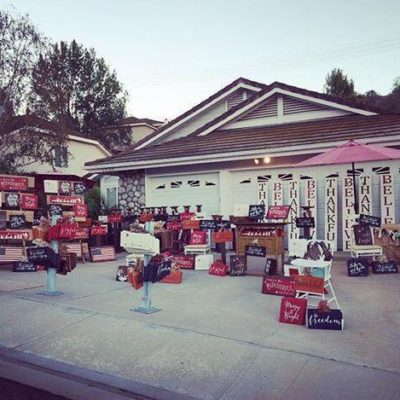 Moorpark {Show The Joy} Fall Porch Sale